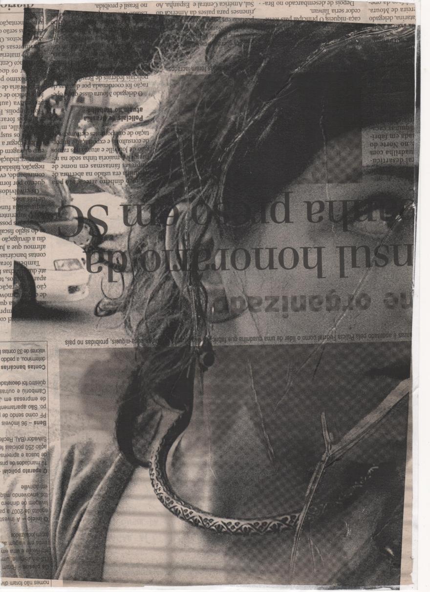 """""""alocações de retrato"""", 2008"""